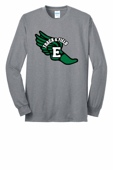 Eureka Track Wing Long Sleeve T-Shirt