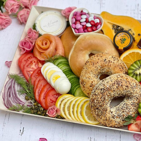 16 inch x 16 inch catering tray