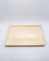 "16"" X 16"" Covered Tray (10 Count)"