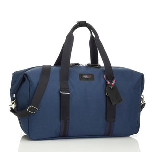 Storksak Travel Duffel Navy hospital bag | Maternity hospital bag | Storksak - Award-winning Baby Changing Bags & Accessories