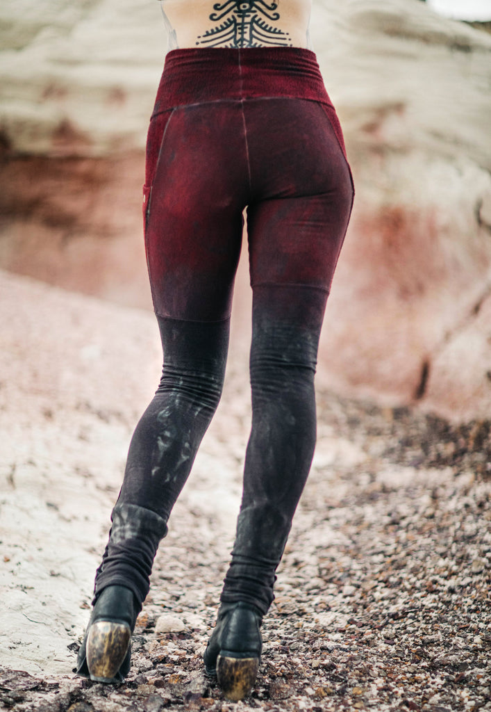 Limited edition Bayze militia trouser leggings