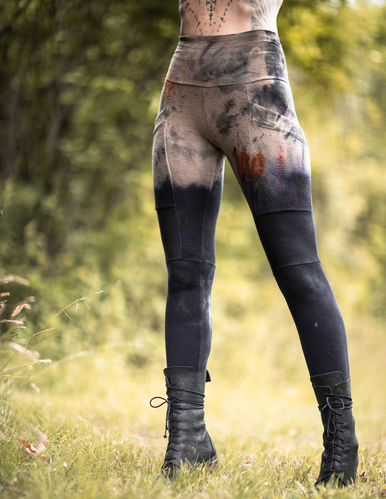 Limited Edition Lucien Pocket Leggings - WILDHORSE COLLAB