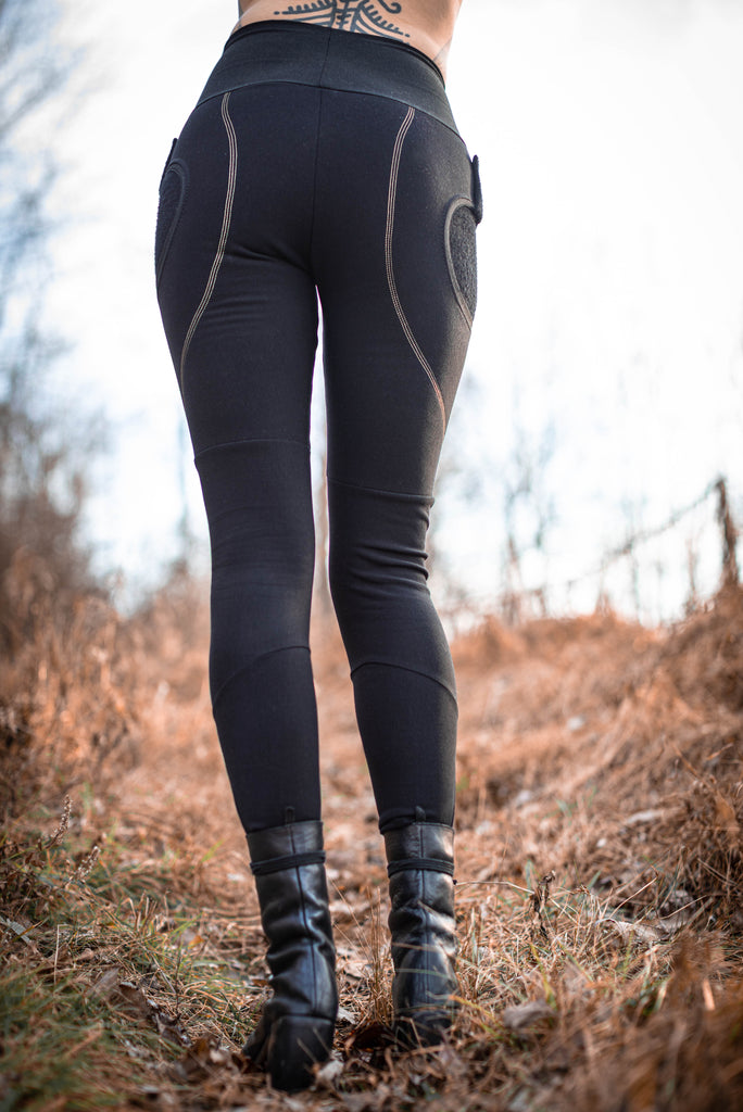 Limited Edition FLEECE mercury Pocket Leggings