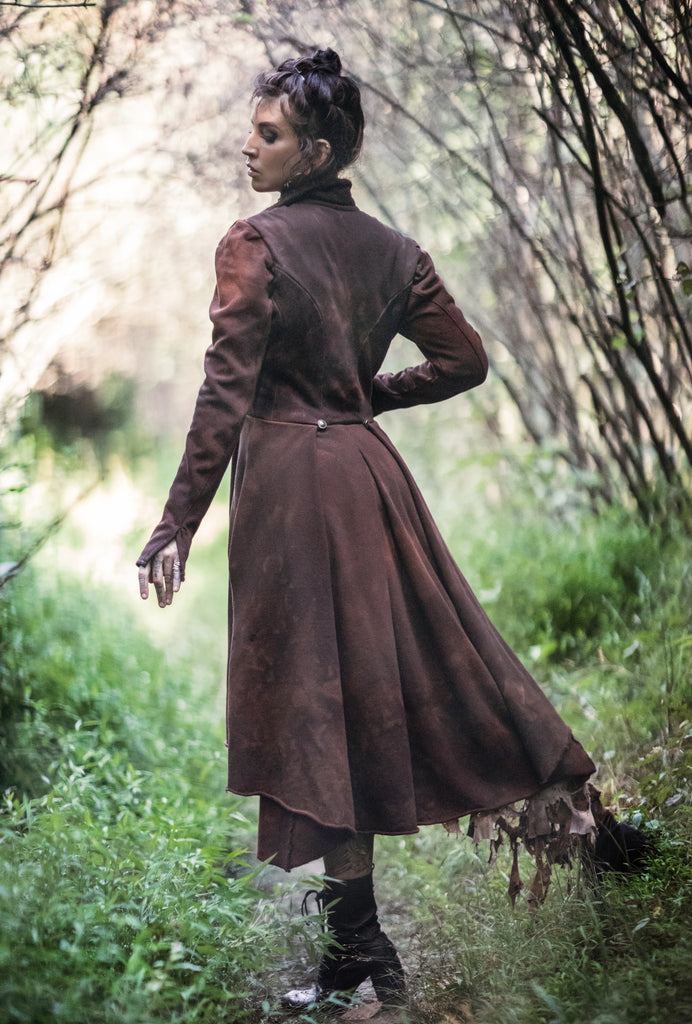 Limited Edition Vigil victorian coat dress
