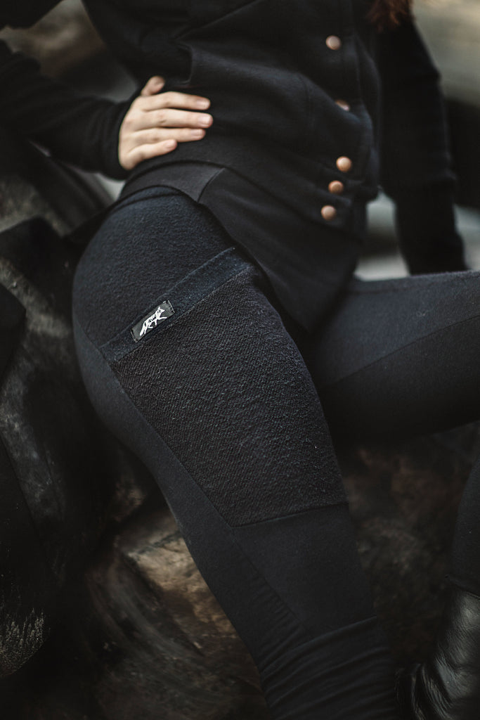Limited edition fleece Lucien Leggings