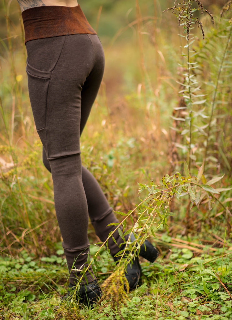 Limited Edition Wool Lucien Pocket Leggings