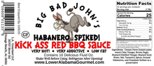 Load image into Gallery viewer, Kick Ass Red BBQ Sauce