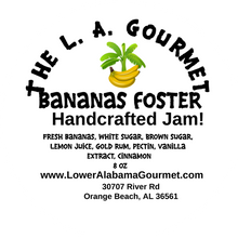 Load image into Gallery viewer, Bananas Foster Jam