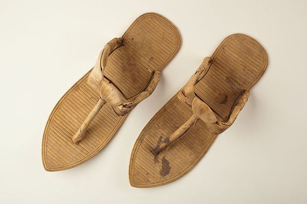 Egyptian Papyrus sandals