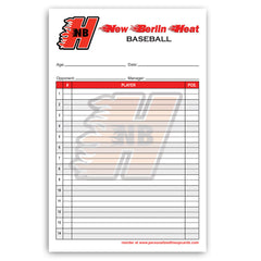 Lineup Card Version 9