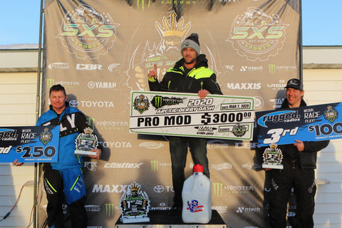Kyle Chaney wins Pro Mod at Arctic Derby Dash