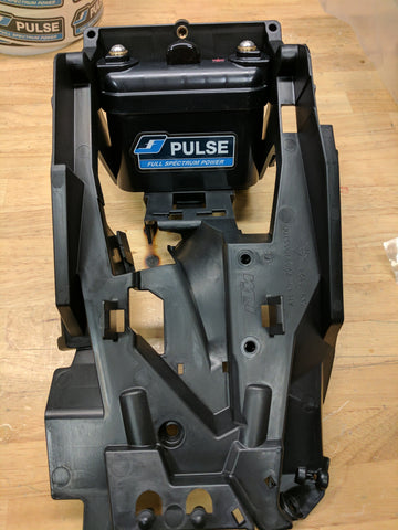 Pulse P1 battery in KTM 450 SX