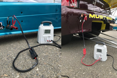 CV2 Rapid Charger Kit