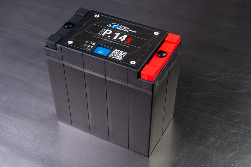 Pulse IPT Battery P.14S 720ca/12ah