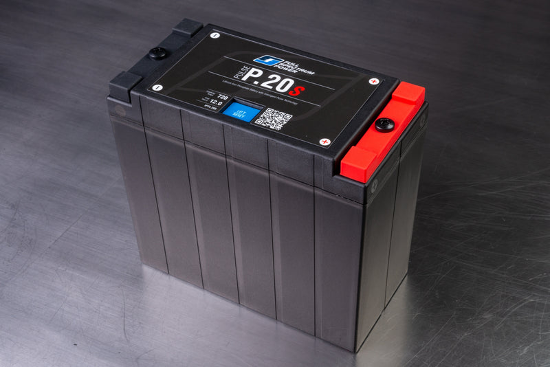 Pulse IPT Battery P 20S - 720ca / 12ah