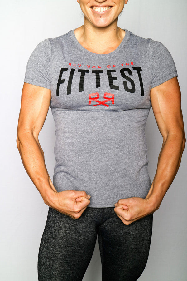 Womens Fittest Tee