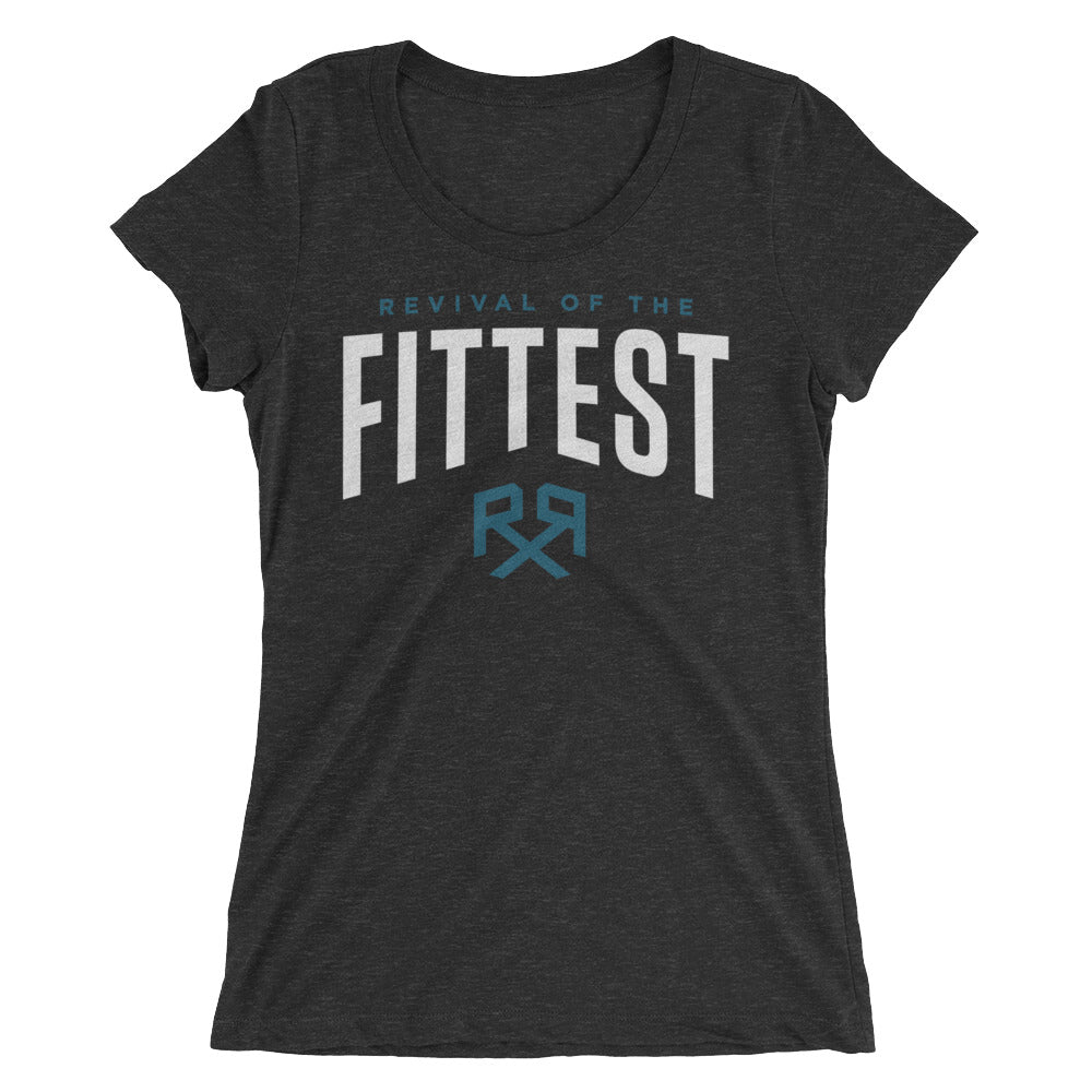 Ladies' Fittest short sleeve t-shirt