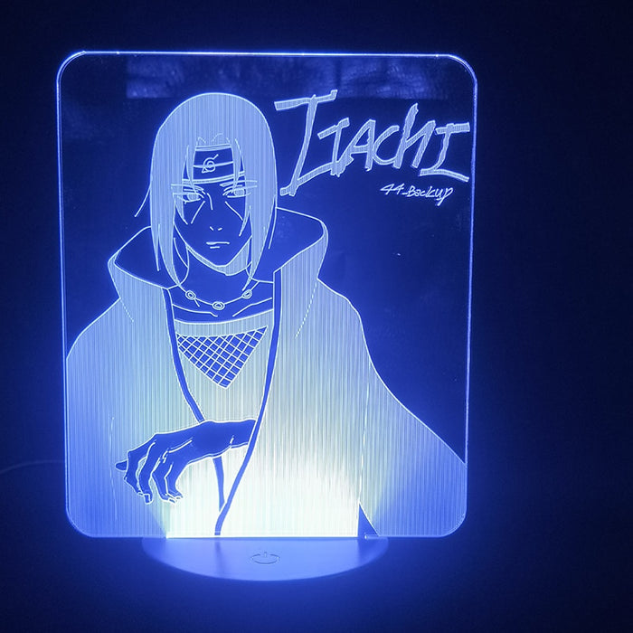Itachi 3D LED Lamp