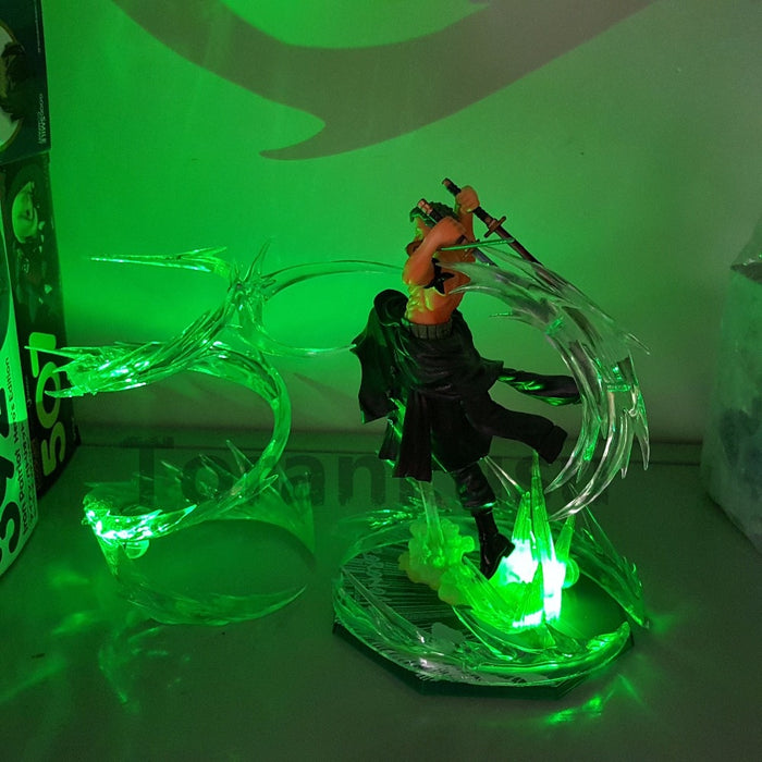 Zoro Action Figure Lamp