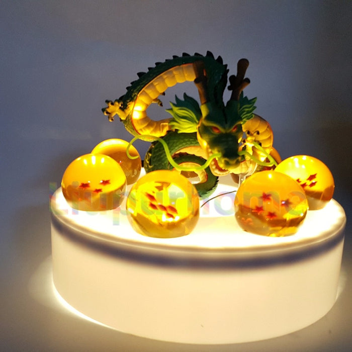Shenron with Dragon Balls