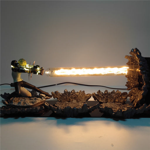 Genos Blast Action Figure LED Lamp