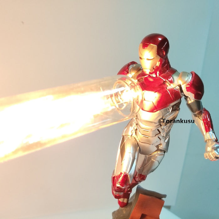Iron Man Unibeam Cannon Action Figure Lamp