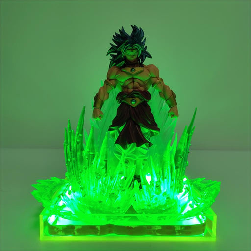 Broly LED Action Figure Lamp