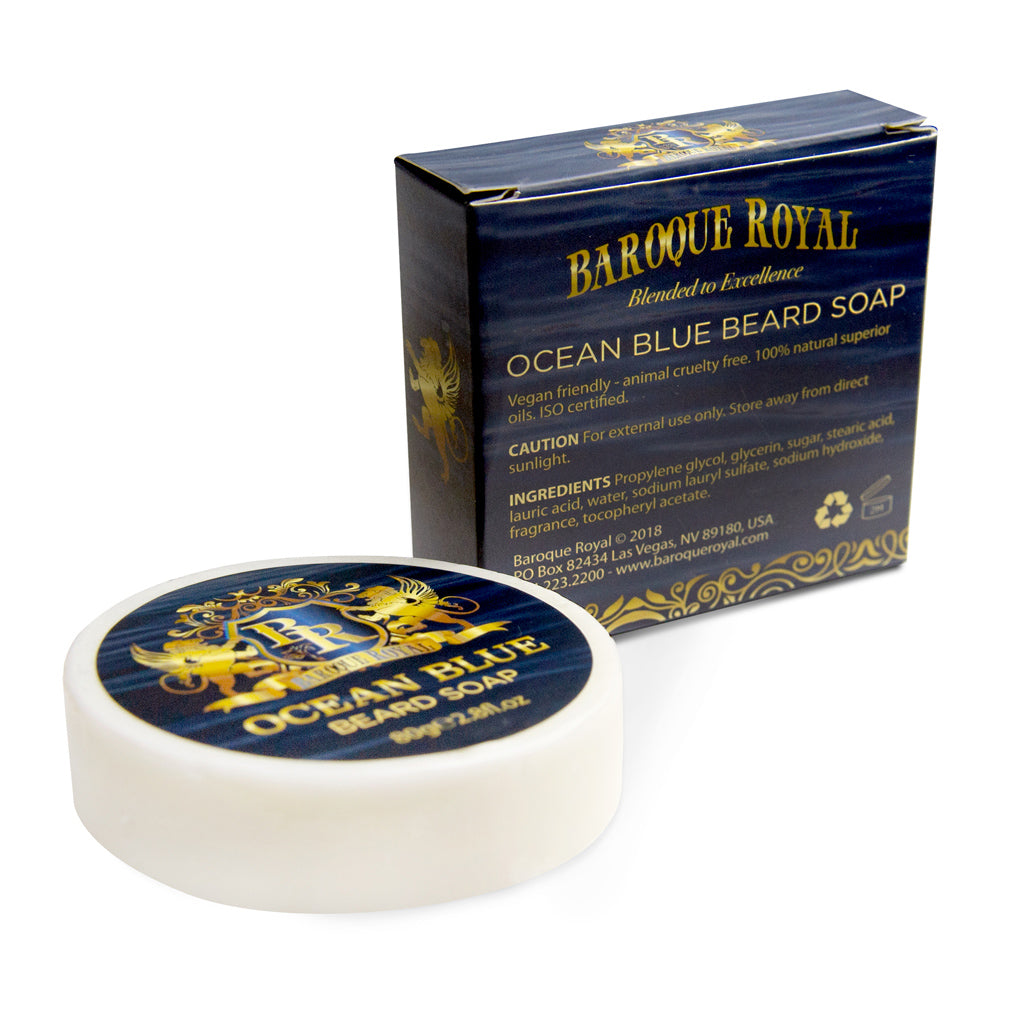 Baroque Royal - Beard Shaving Soap - main 2
