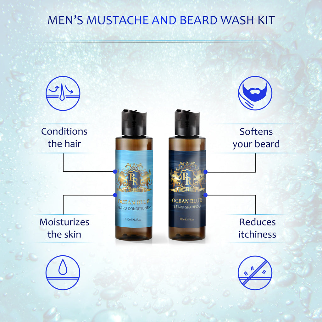 Baroque Royale - Beard Wash and Conditioner - info 2