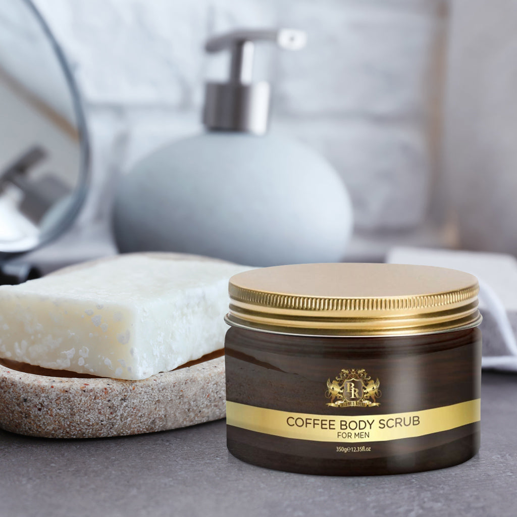 Baroque Royale - Arabica Coffee Body Scrub - Lifestyle 2