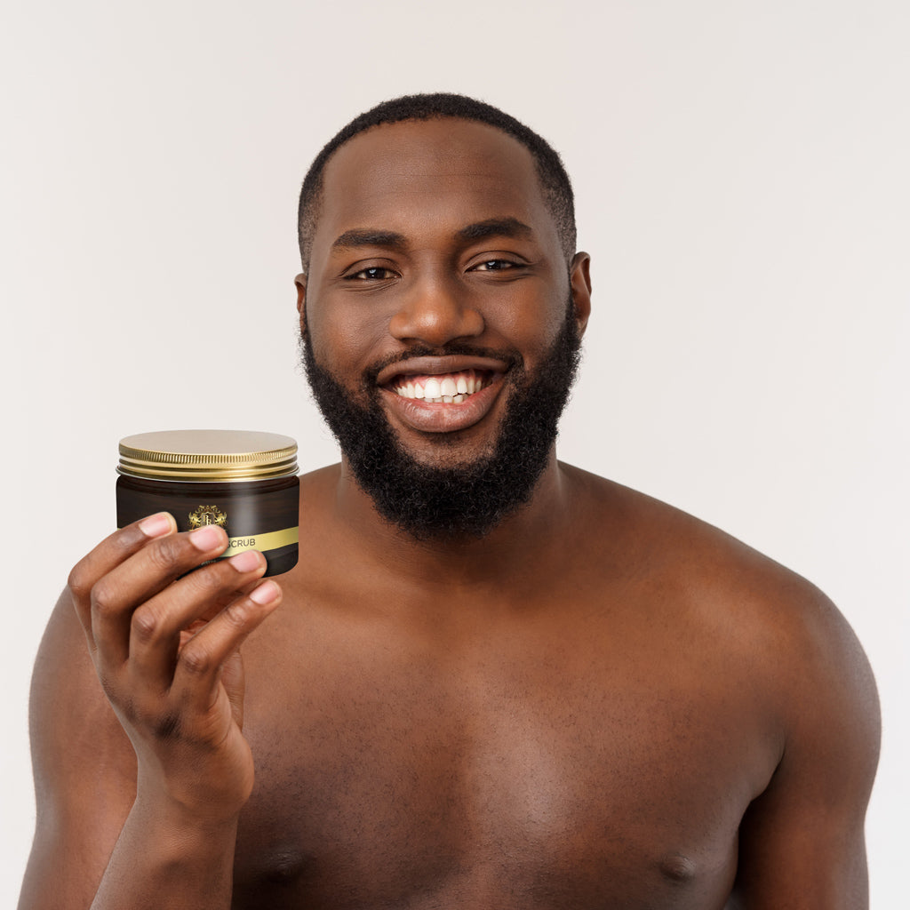 Baroque Royale - Arabica Coffee Body Scrub - Lifestyle 5