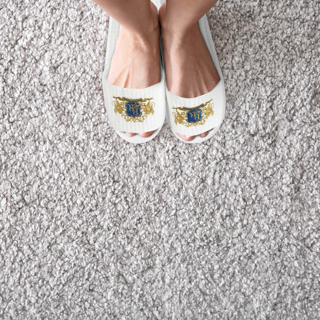 Baroque Royale - Disposable Slippers - Waffle - Lifestyle 8