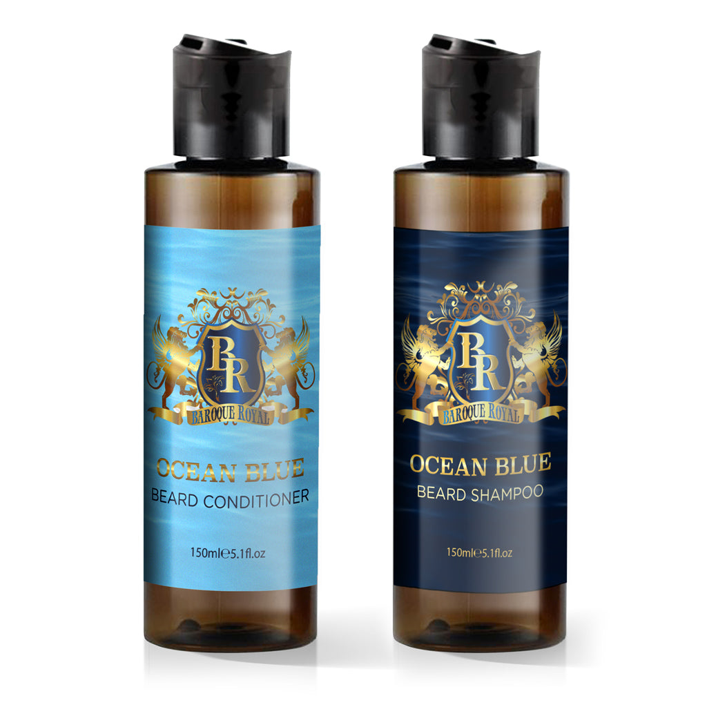 Baroque Royale - Beard Wash and Conditioner - product