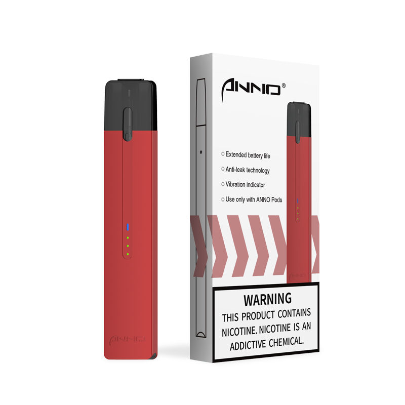 ANNO BASIC KIT-Red