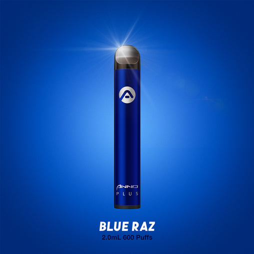 ANNO Plus Disposable Device-Blue Raz