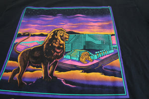 MGM Grand Las Vegas T-Shirt From 1993 - L