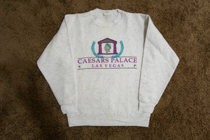 Caesar's Palace Las Vegas Sweater From the 80s - L