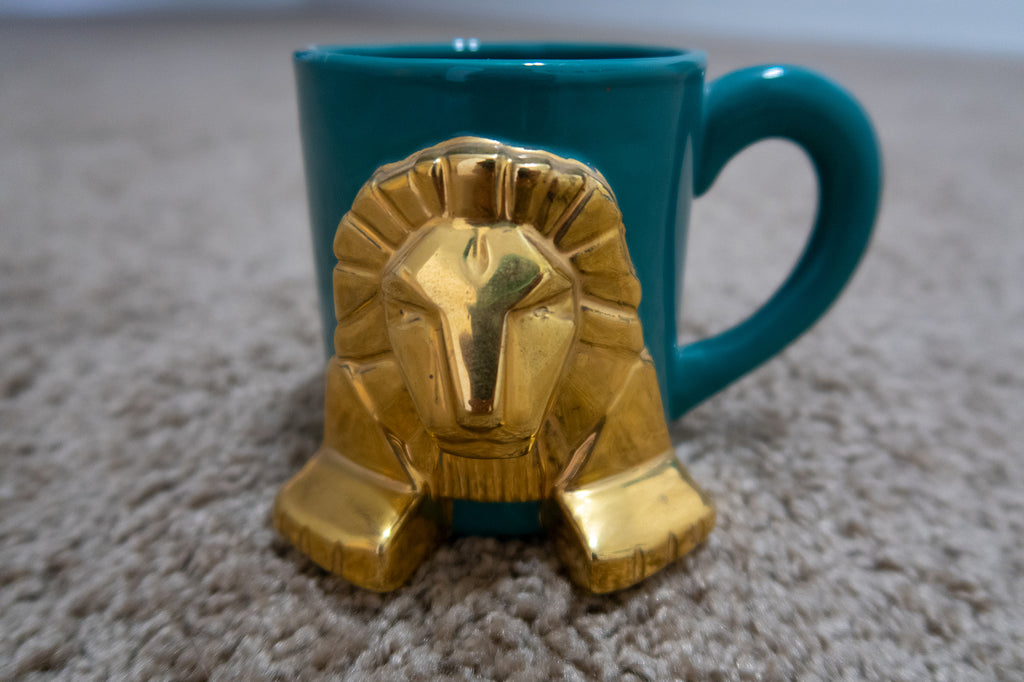 MGM Grand - Iconic Golden Lion Mug