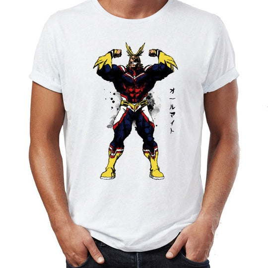 All Might - My Hero Academia