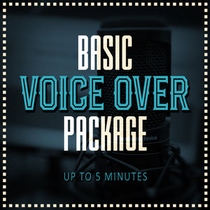 Basic Voice Over Pack