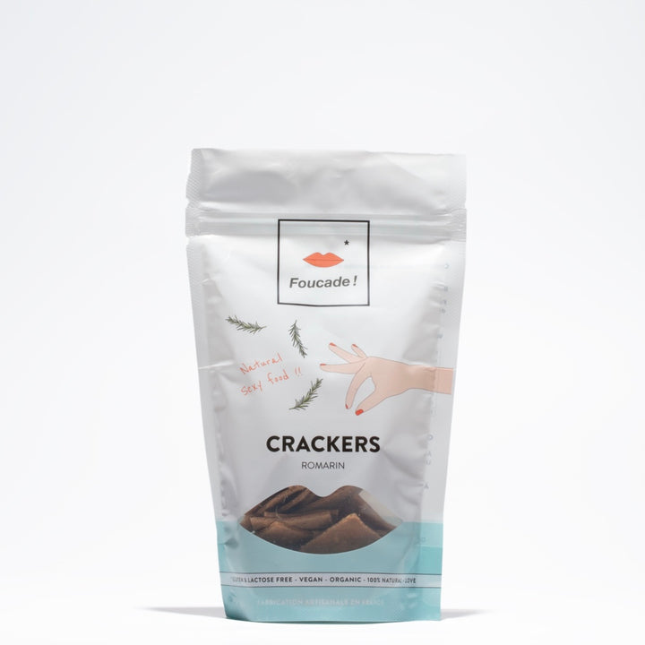 Les Crackers Romarin