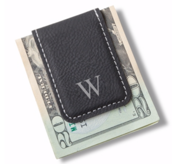 Magnetic Money Clip - I Do Engravables