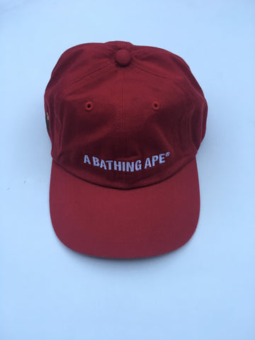 A Bathing Ape Dad Cap