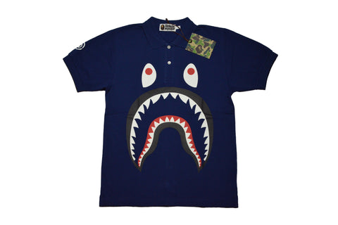 A Bathing Ape Shark Polo