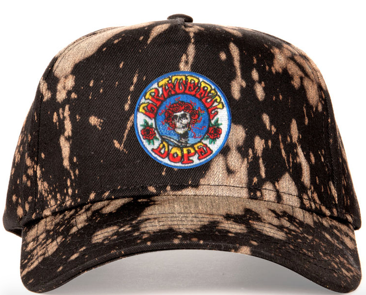 Jones Rock Patch Cap