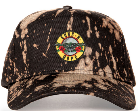 Jungle Rock Patch Cap