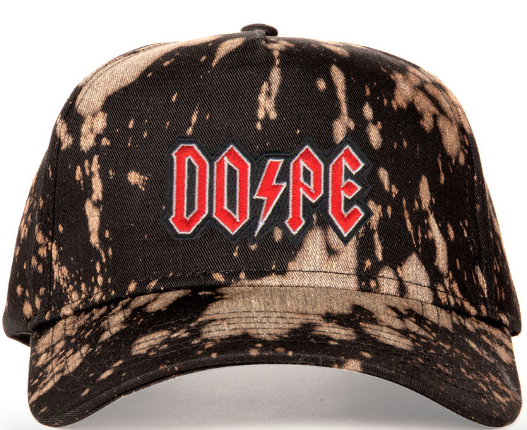 Highway Rock Patch Cap