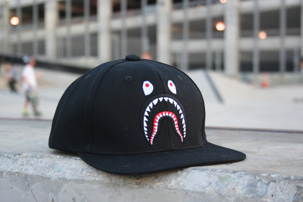 Bape Shark Face Cap