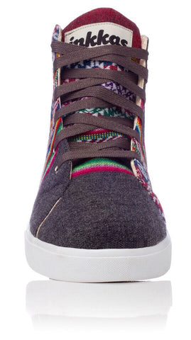 Inkkas Slate Hightops