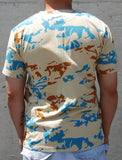 Colorados Tan Floral Camo Tees